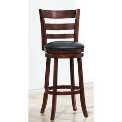 Buy Homelegance Edmond 29 Inch Swivel Pub Chair on sale online