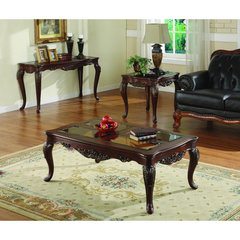 Buy Homelegance Ella Martin 3 Piece Occasional Table Set on sale online