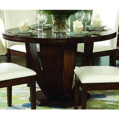 Buy Homelegance Elmhurst 48 Inch Round Dining Table on sale online