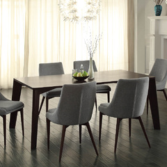 Buy Homelegance Fillmore 76x44 Dining Table in Espresso on sale online