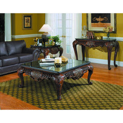 Buy Homelegance Gladstone 3 Piece Occasional Table Set on sale online