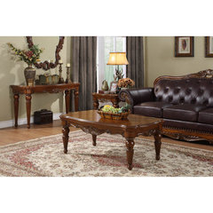 Buy Homelegance Golden Eagle 3 Piece Occasional Table Set on sale online