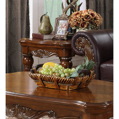Buy Homelegance Golden Eagle 30x26 End Table on sale online