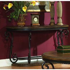 Buy Homelegance Harman 53x21 Sofa Table on sale online