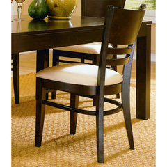 Buy Homelegance Levita Side Chair in Cherry on sale online