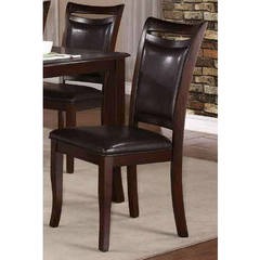 Buy Maeve Contemporary Side Chair in Cherry on sale online