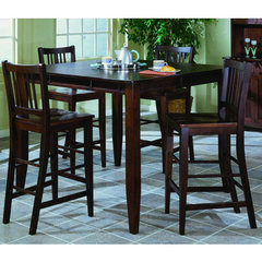 Buy Homelegance Market 5 Piece 54x36 Pub Table Set on sale online