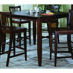 Buy Homelegance Market 54x36 Pub Table w/ Butterfly Leaf on sale online