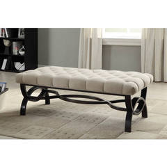 Buy Homelegance 56x24 Inch Marlena Contemporary Bench in Espresso on sale online