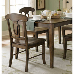 Buy Homelegance Merritt Side Chair in Walnut on sale online
