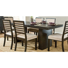 Buy Homelegance Miles Rectangular 58x42 Dining Table in Rich Dark Espresso on sale online