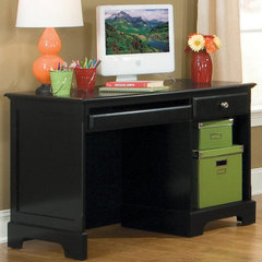 Buy Homelegance Morelle Writing Desk in Black on sale online