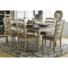 Buy Homelegance Nash 7 Piece 54x42 Dining Room Set on sale online