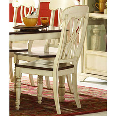 Buy Homelegance Ohana Side Chair in Antique White on sale online