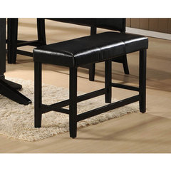 Buy Homelegance 41x15 Inch Papario Counter Height Bench on sale online
