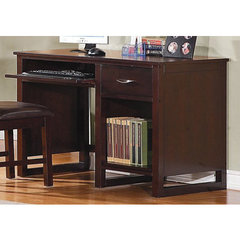 Buy Homelegance Paula II Writing Desk in Dark Cherry on sale online