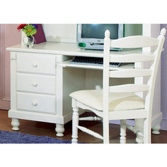 Buy Homelegance Pottery Writing Desk in White on sale online