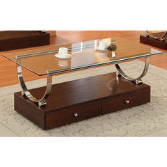 Buy Homelegance Quigley 48x24 Cocktail Table on sale online