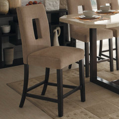 Buy Homelegance Reiss Counter Height Stool in Dark Cherry on sale online