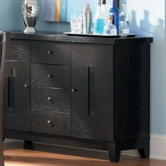 Buy Homelegance Rigby Server in Dark Espresso on sale online