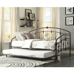 Buy Homelegance Ruby Metal Daybed w/Trundle in Rustic on sale online