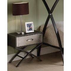 Buy Homelegance Spaced Out Nightstand on sale online