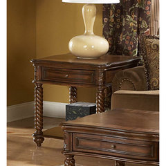 Buy Homelegance Trammel 26x26 End Table on sale online