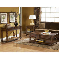 Buy Homelegance Trammel 3 Piece Occasional Table Set on sale online