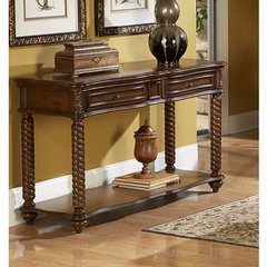 Buy Homelegance Trammel 50x19 Sofa Table on sale online