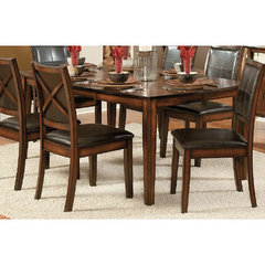 Buy Homelegance Verona 54x42 Dining Table on sale online