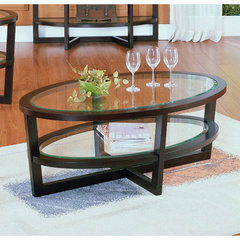 Buy Homelegance Vista 48x28 Cocktail Table on sale online