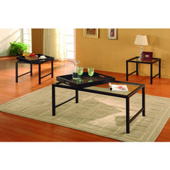 Buy Homelegance Watsonville 3 Piece Occasional Table Set on sale online