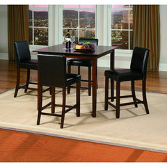 Buy Weitzmenn 5 Piece 40x40 Counter Height Set on sale online