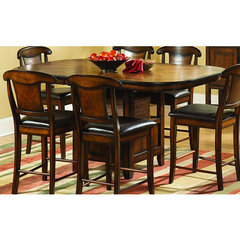 Buy Homelegance Westwood 56x48 Counter Height Dining Table on sale online