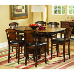 Buy Homelegance Westwood 7 Piece 56x48 Counter Height Set on sale online