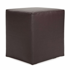 Buy Howard Elliott Avanti Black Universal Cube Ottoman on sale online
