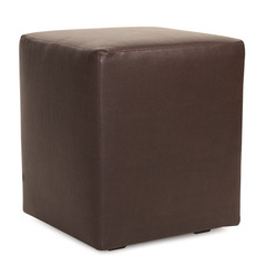 Buy Howard Elliott Avanti Pecan Universal Cube Ottoman on sale online