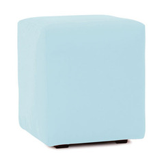 Buy Howard Elliott Seascape Breeze Universal Cube Ottoman on sale online