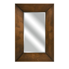 Buy IMAX Worldwide 35.5x23.75 Spier Copper Plated Mirror on sale online