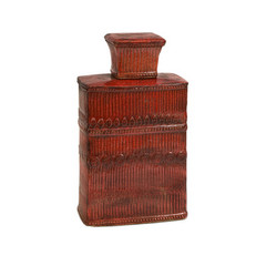 Buy IMAX Worldwide Alvarez Large Lidded Vase on sale online
