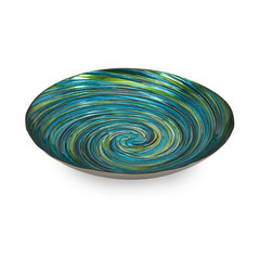 Buy IMAX Worldwide Aria Glass Bowl on sale online