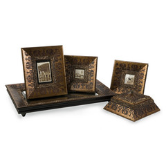 Buy IMAX Worldwide Baroque Inspired Framed Collection (Set of 5) on sale online
