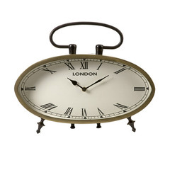Buy IMAX Worldwide Benson Oversized Desk Clock on sale online