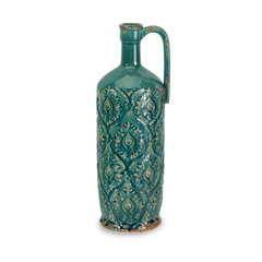 Buy IMAX Worldwide Blue Rebecca Pitcher Vase on sale online