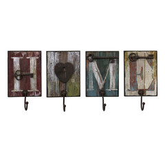 Buy IMAX Worldwide Casa Wall Hooks (Set of 4) on sale online