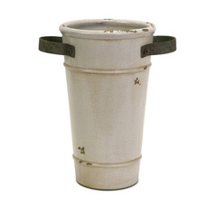 Buy IMAX Worldwide Colfax Tall Planter w/ Metal Handle on sale online