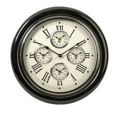 Buy IMAX Worldwide Five Country Wall Clock on sale online