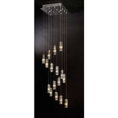 Buy Trend Lighting Icarus Falling 96 Inch Height 4-Sided Cut Crystal Chandelier on sale online