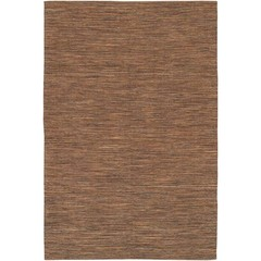 Buy Chandra Rugs India Hand-Woven Contemporary Brown Rug - IND11 on sale online