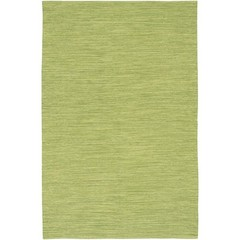 Buy Chandra Rugs India Hand-Woven Contemporary Green Rug - IND6 on sale online